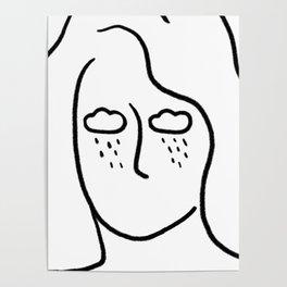 rainy soul Poster