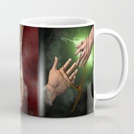 Dragon Age Romance Trilogy Coffee Mug