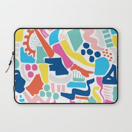 Colour Scatter Laptop Sleeve