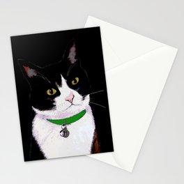 Tuxedo Cat Stationery Cards