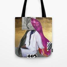 faceplant Tote Bag