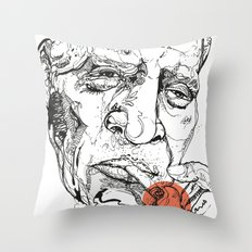 Howlin' Wolf - Get your Howl! Throw Pillow
