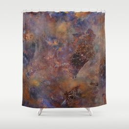 The Heady Scent of Spring at Dusk Shower Curtain
