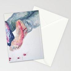 Dead supernova Stationery Cards