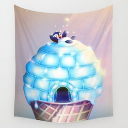 Igloo Flavour Wall Tapestry