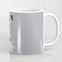 Danny Phantom: Pitch Pearl Coffee Mug
