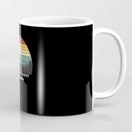 Eaton State Forest New Hampshire Coffee Mug