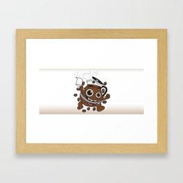 Coffee! Framed Art Print