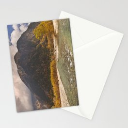 Azusa River and Autumn colours in Kamikochi, Japan Stationery Cards