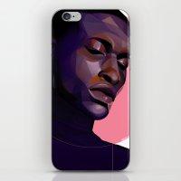 leonardo iPhone & iPod Skins featuring Leonardo by maddsaa