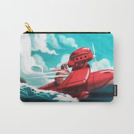 Porco Rosso Carry-All Pouch