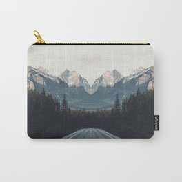 Mountain Twins Carry-All Pouch