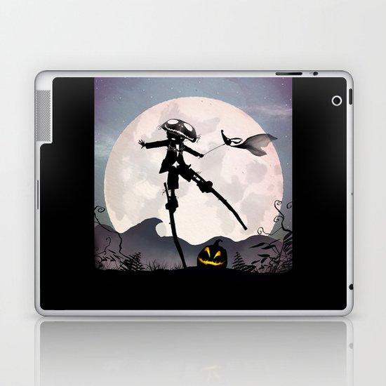 Jack Skellington Kid Laptop & iPad Skin