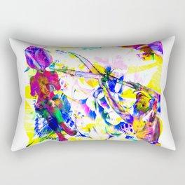 Before Eden Rectangular Pillow