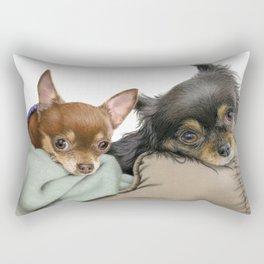 Stella And Nettie Rectangular Pillow