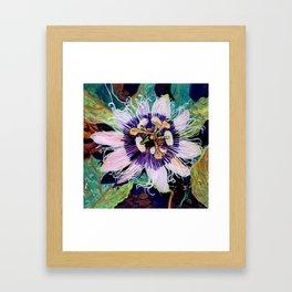 Lilikoi Framed Art Print