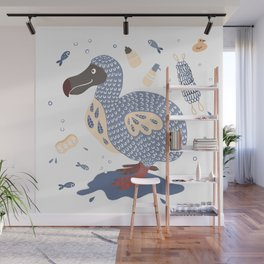 Dodo bird Wall Mural