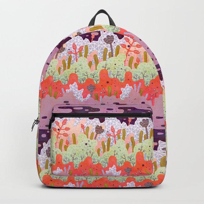Crystal Forest Backpack