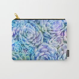 Rainbow succulents Carry-All Pouch