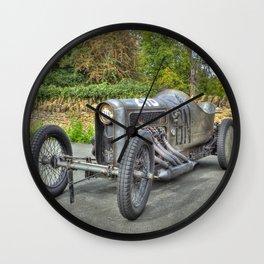 GN JAP Grand Prix Racing Car Wall Clock