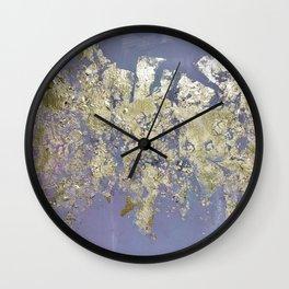 Mermaid Dreams Wall Clock