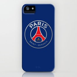 PSGLogo iPhone Case