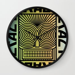 Insane Crazy Wall Clock