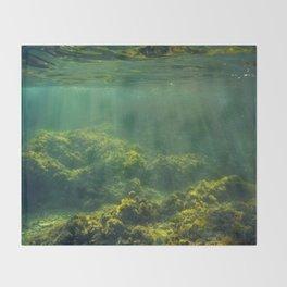Underwater 2.0 IV. Throw Blanket