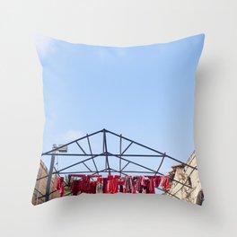 The Jaffa Diaries S03 Throw Pillow
