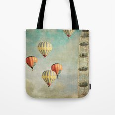 Painting Thoughts Tote Bag