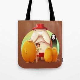 Studio Ghibli - Radish Spirit Tote Bag