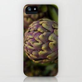 Artichoke II iPhone Case