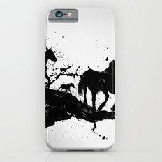Liquid horses Slim Case iPhone 6
