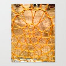 Tightrope Canvas Print
