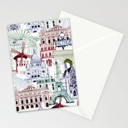 French Life Stationery Cards