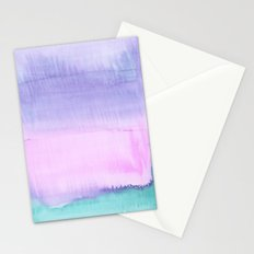 Watercolour Pastel Stationery Cards