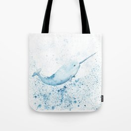 Magical Narwhal Tote Bag
