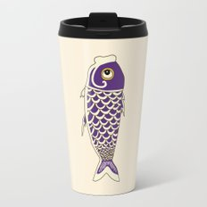 Koi Lavender Travel Mug