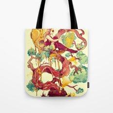 Dreams Astray Tote Bag