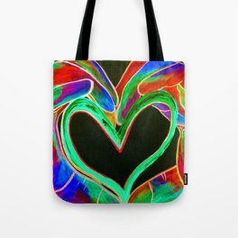 Universal Sign for LOVE Tote Bag