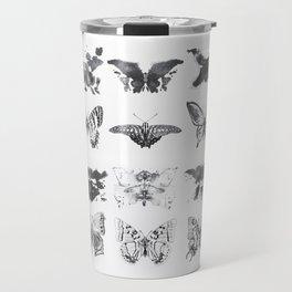 Rorshach Interpretation Travel Mug