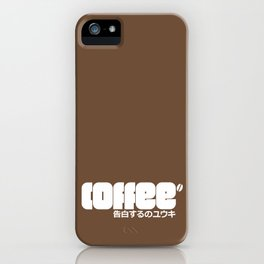 COFFEE Logo iPhone Case