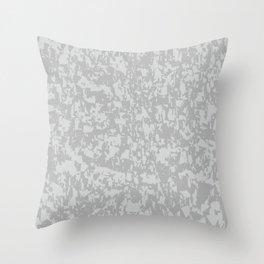 Zinc Plate Background Throw Pillow