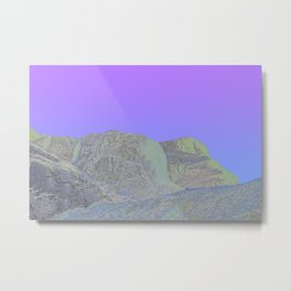 Chromascape 33 (highlands) Metal Print