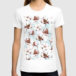 Cotton Pattern T-shirt