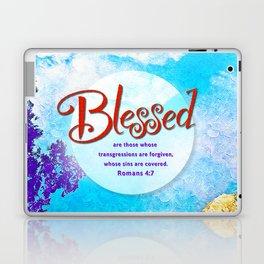 Blessed! Laptop & iPad Skin