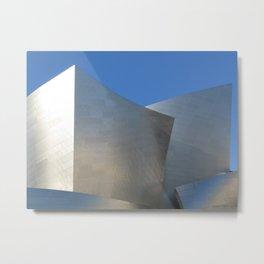 Concert Hall - Los Angeles Metal Print