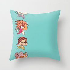 You Are A Pirate Throw Pillow
