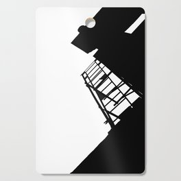 New York Fire Escape Cutting Board