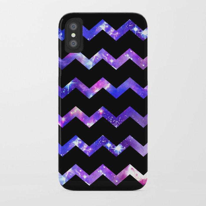 Chevron Galaxy iPhone Case